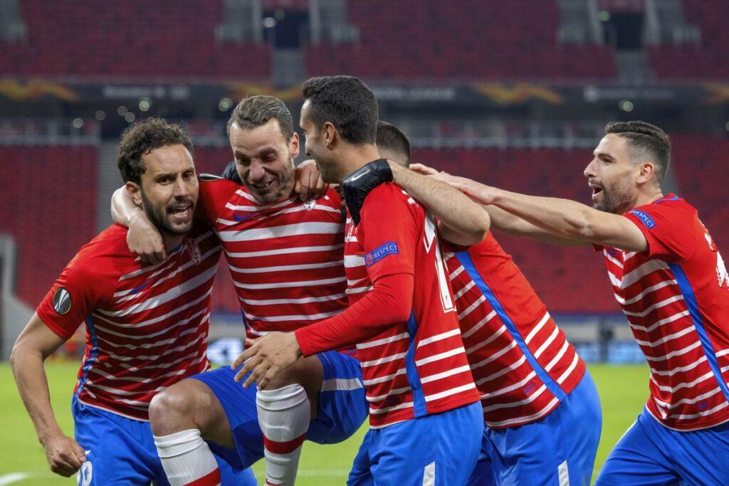 Granada vs Manchester United