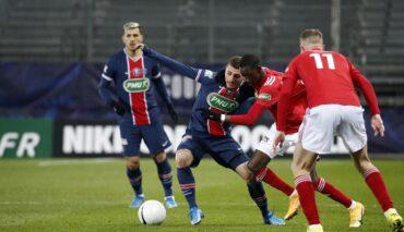 Brest vs PSG