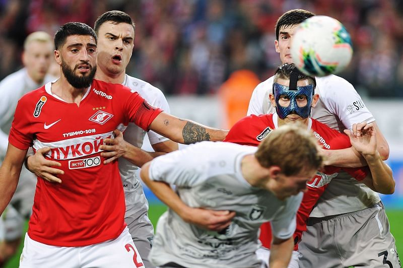 Rubin vs Spartak Moscow prediction