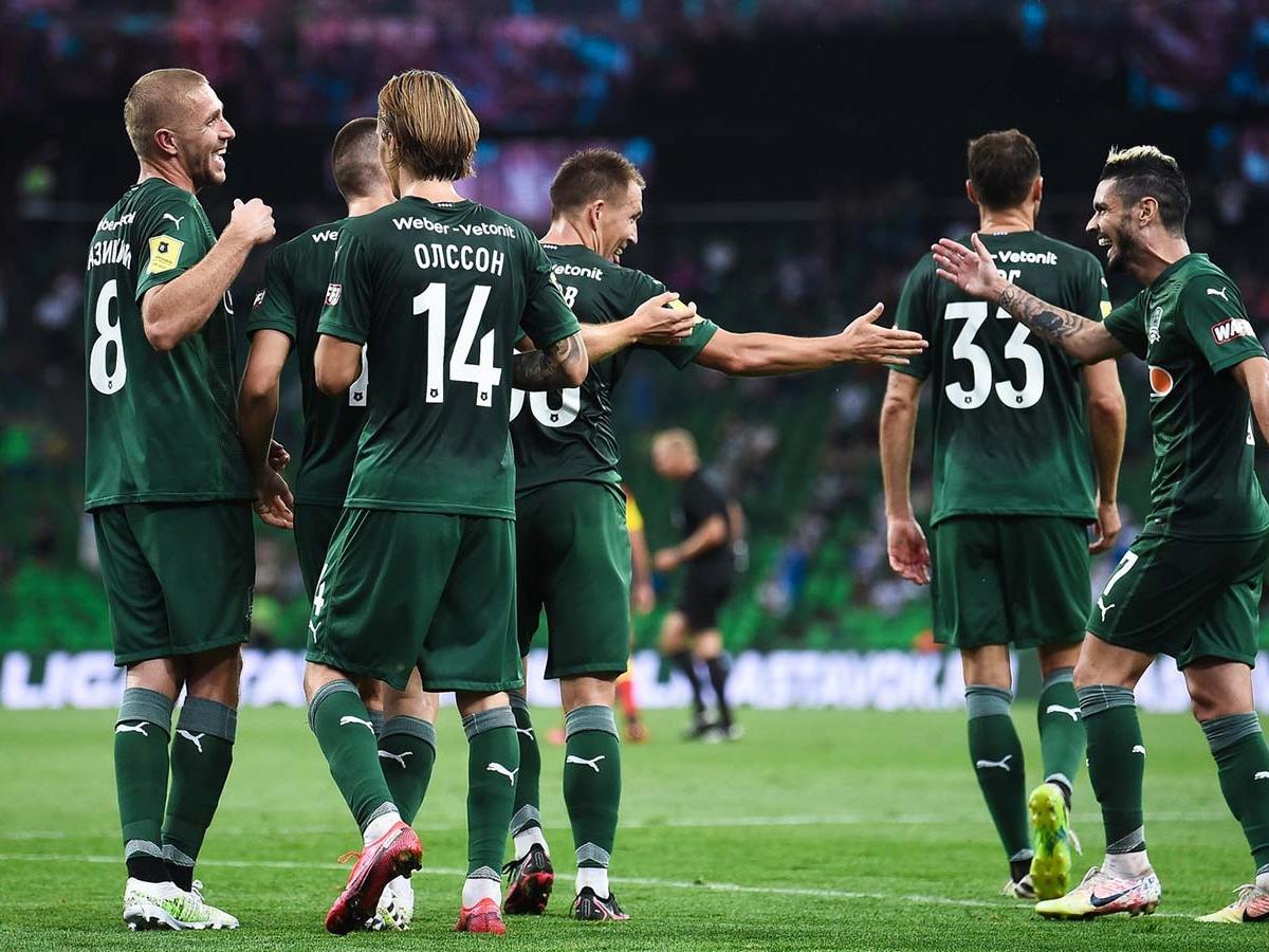 Krasnodar vs Khimki: prediction for 1.08.2021