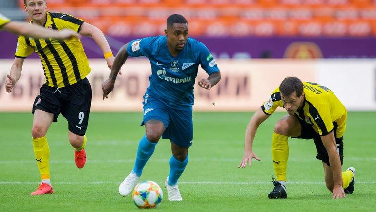 Khimki vs Zenit