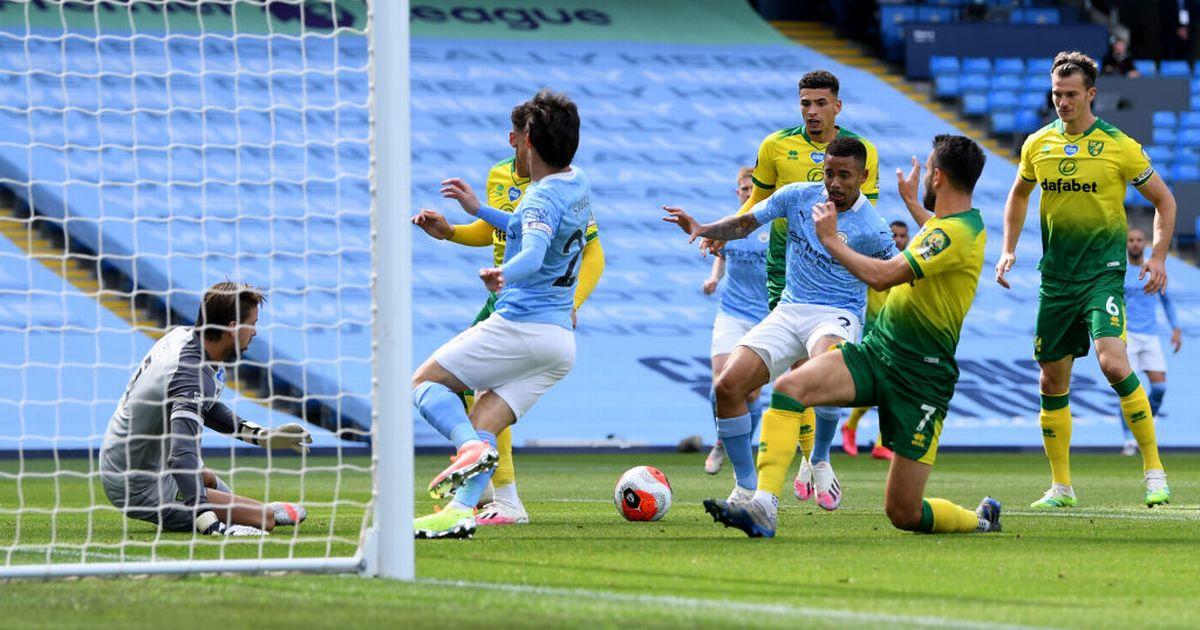 Manchester City vs Norwich prediction