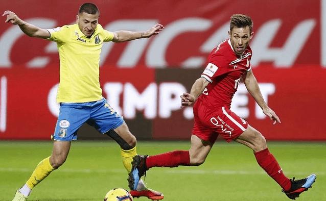 Khimki vs Rostov prediction
