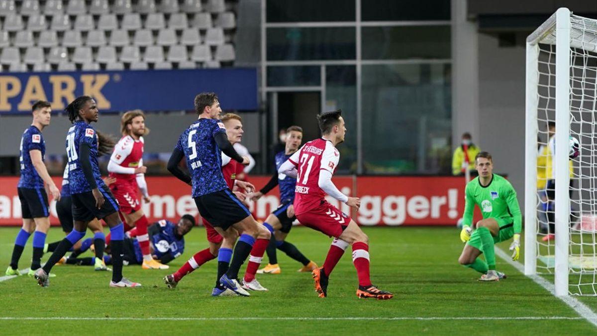 Hertha vs Freiburg prediction