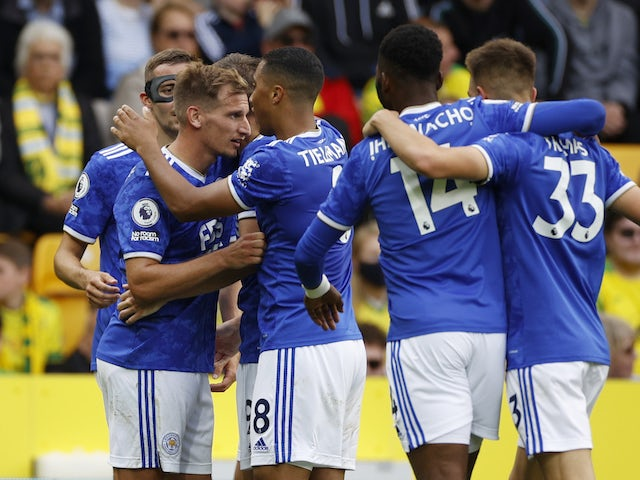 Leicester City vs Manchester City prediction