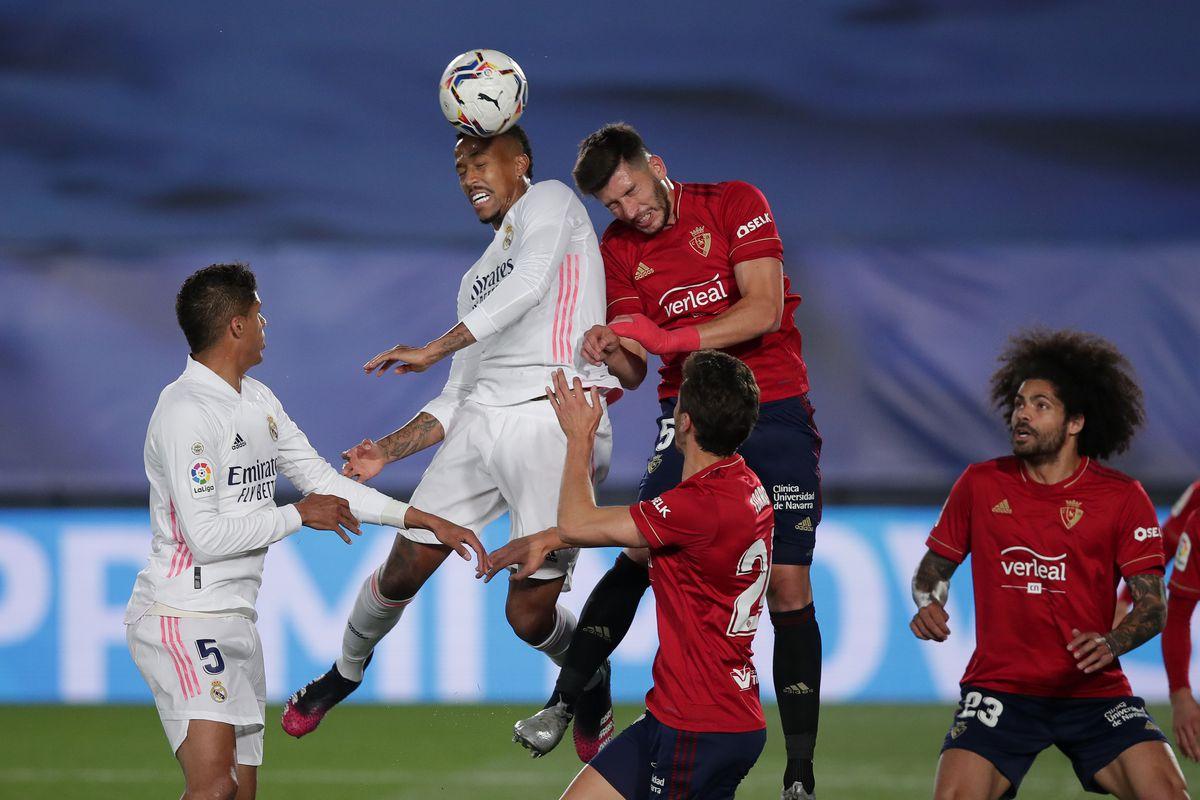 Real Madrid vs Osasuna: prediction for 27.10.2021
